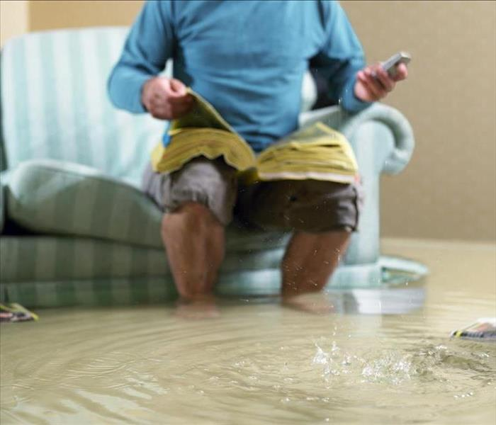 Storm Damage Flood Damage Mitigation Available Throughout The Montgomery Area